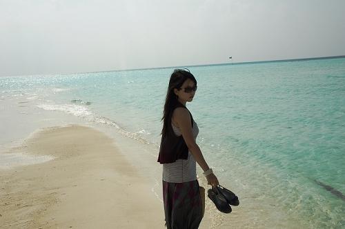 > 飞向马尔代夫!——蜜月7天5晚双鱼岛自由行