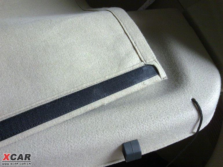 骐达 尾箱移动行李盘布帘 小加工 骐达 东风日产 快照高清图片