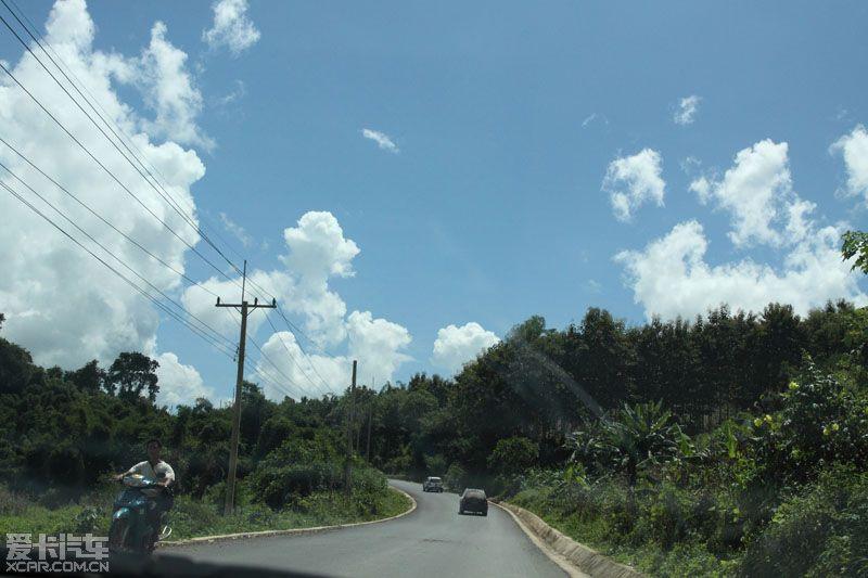 小马6600公里云南-老挝游记