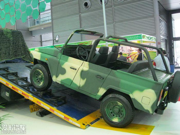 世界电动车展,比亚迪领跑新能源汽车领域高清图片