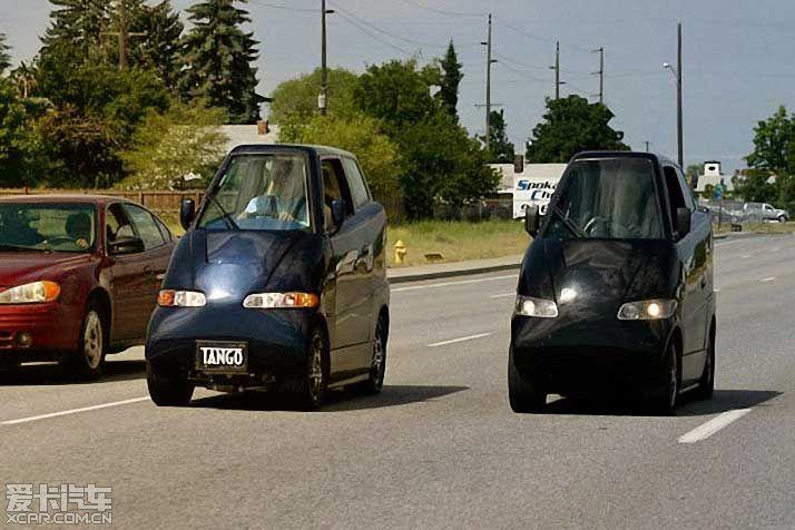 克莱斯勒概念车最小转弯半径0m高清图片