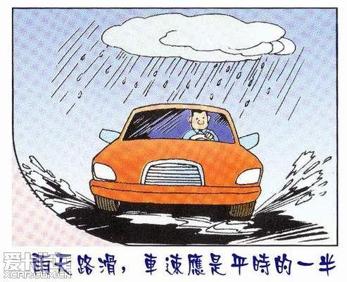 给那些开快车的忠告,安全第一,图文并茂--知识