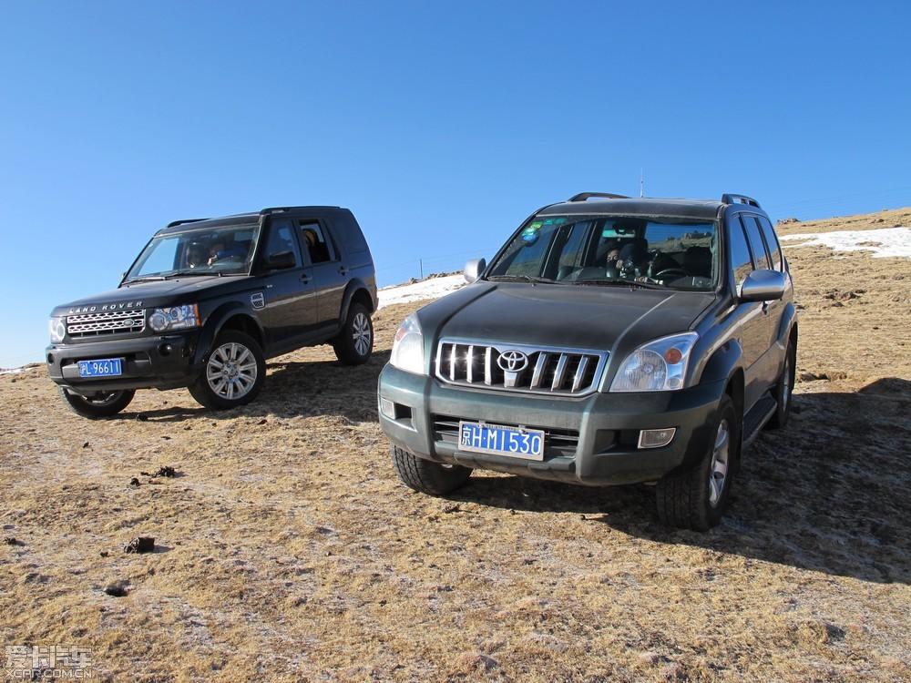 普拉多和路虎发现13000公里东南西北中北京上