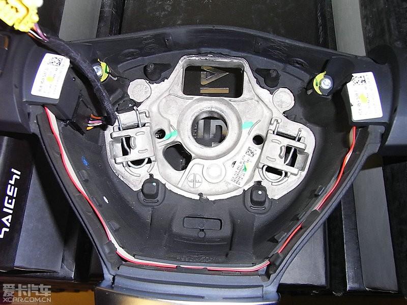 大众换碟机接线图