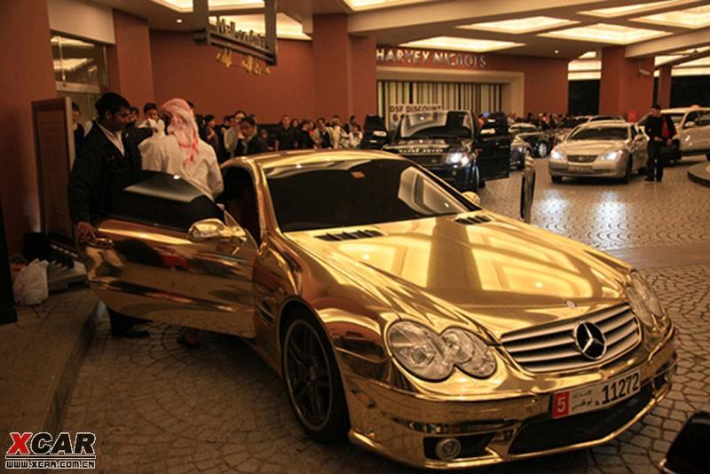 迪拜黄金车_迪拜黄金车迪拜王子黄金车 迪拜王子黄金车图片图片
