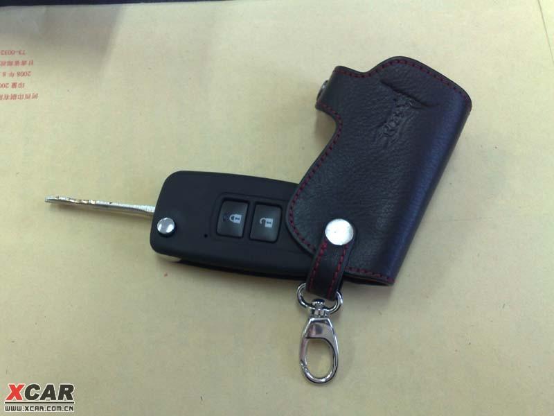 折叠钥匙改装成功,谢谢车友支持!