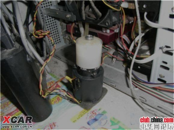 水桶自制空调教程图解