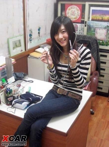 〖最美女孩〗 最新生活照!