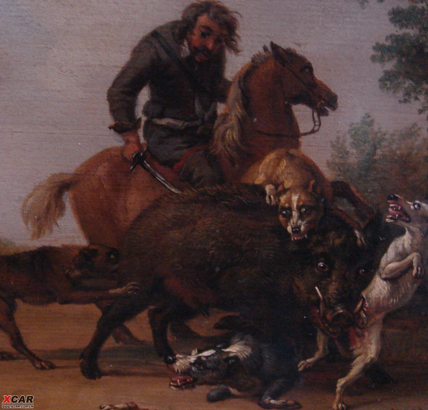 动物们开始反抗,审判人类,吊死猎狗