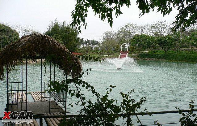 广东惠州见面会--永记生态园采点