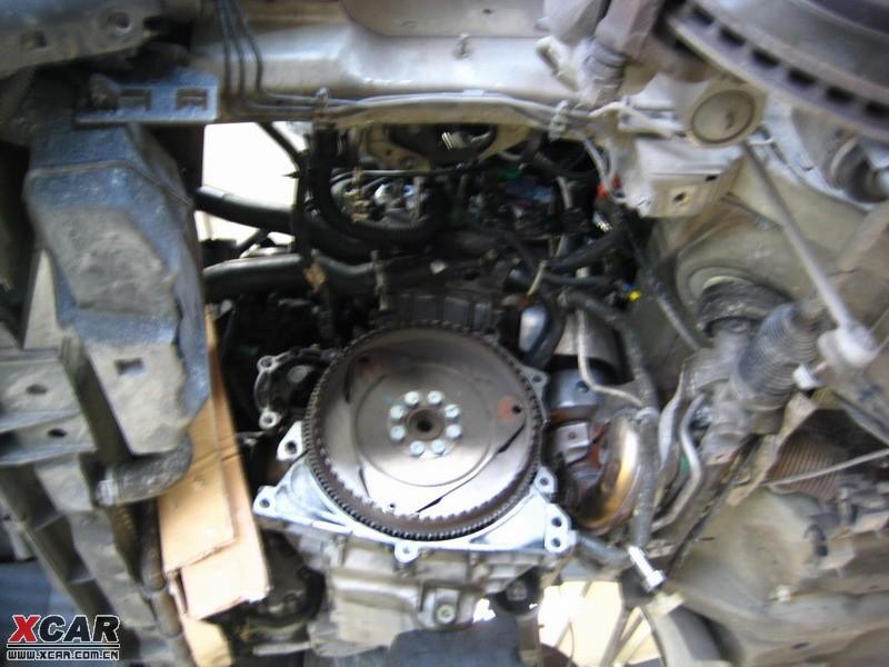 变速箱故障以及漏油的原因高清图片