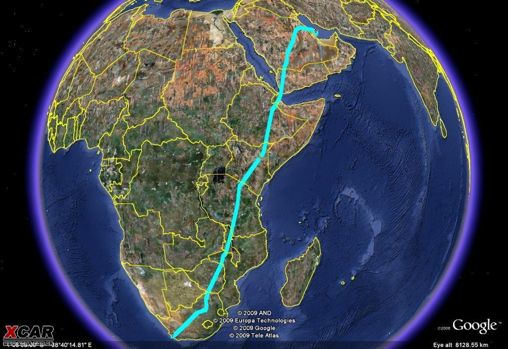追寻荒野的呼唤 ----非洲南部野生动物行摄
