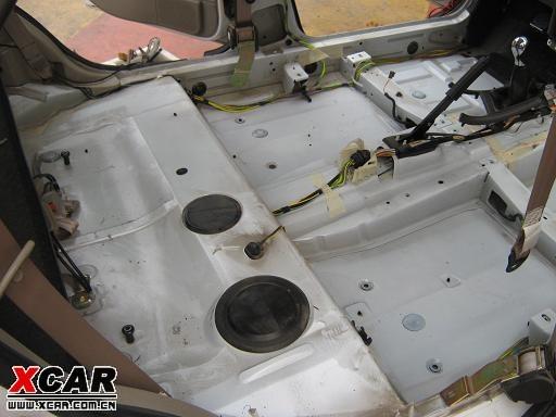 捷达车在使用一年后有踏屁股的情况,也是减配惹的祸,更换加粗不加长的