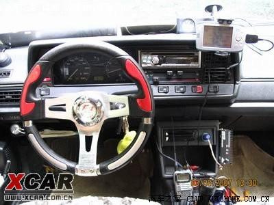 桑塔纳3000改装颜色,桑塔纳2000改装,老款桑塔纳改装高清图片