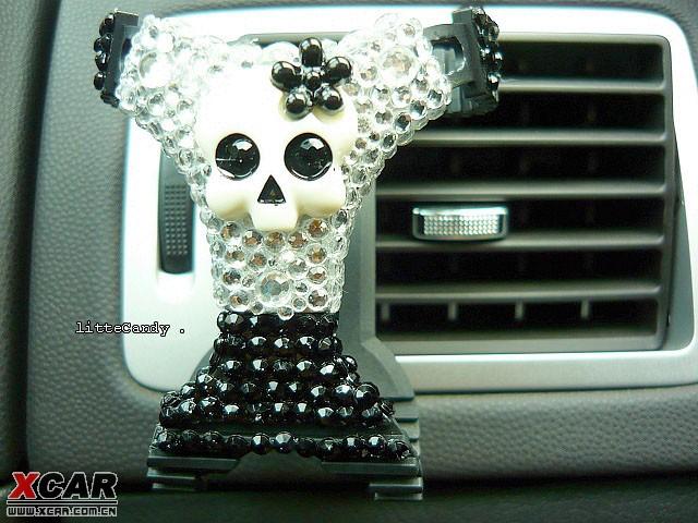 手机架 DIY BLING BLING进来看 307论坛 XCAR 爱卡汽车俱乐部高清图片