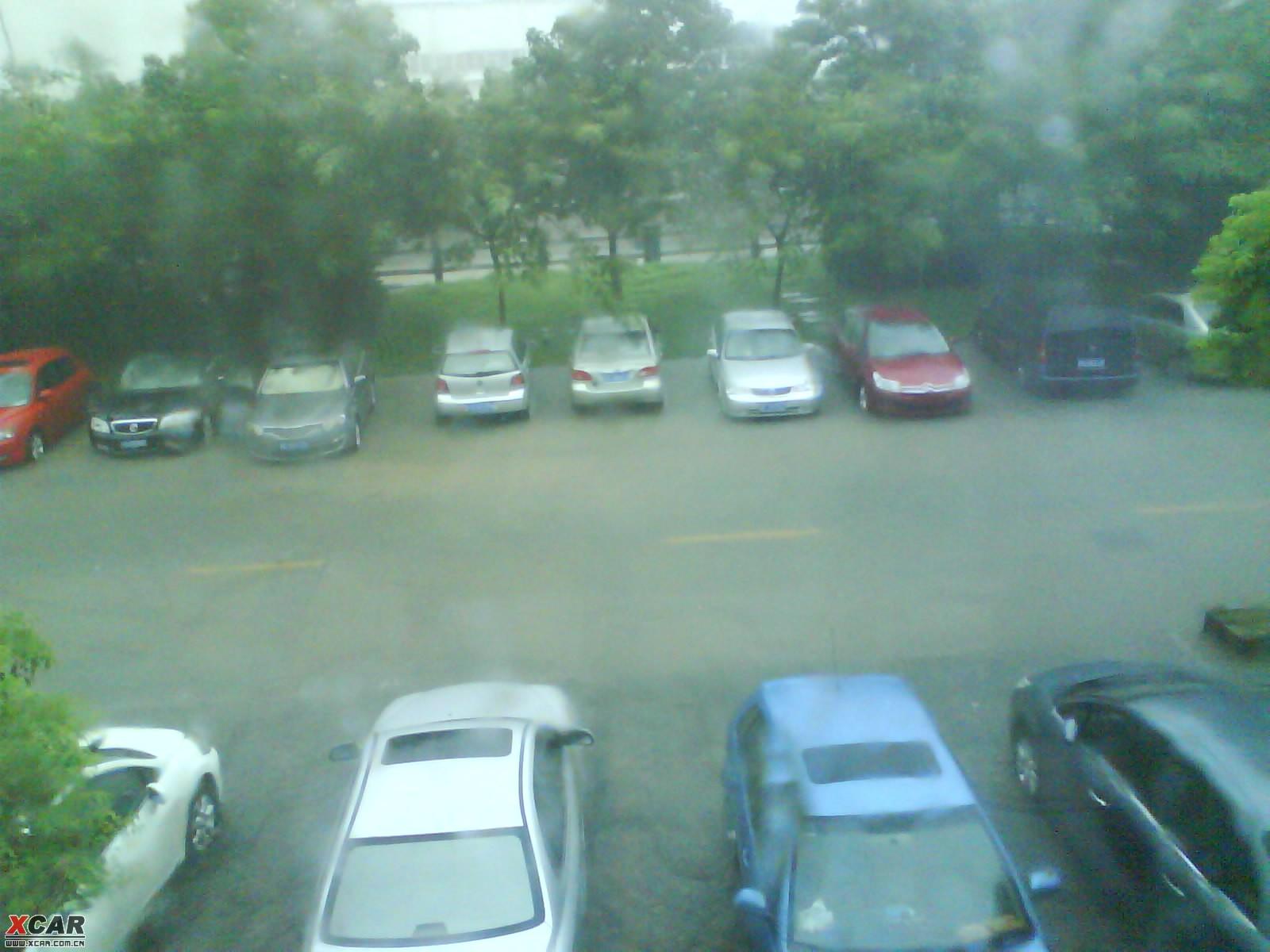 上海暴雨牌照_上海下暴雨