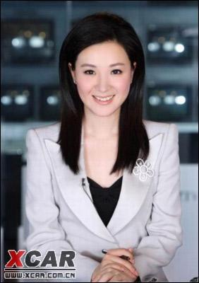 央视财经新美女主持人章艳