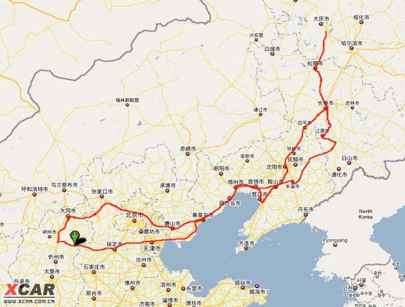 鲅鱼圈-锦州-兴城