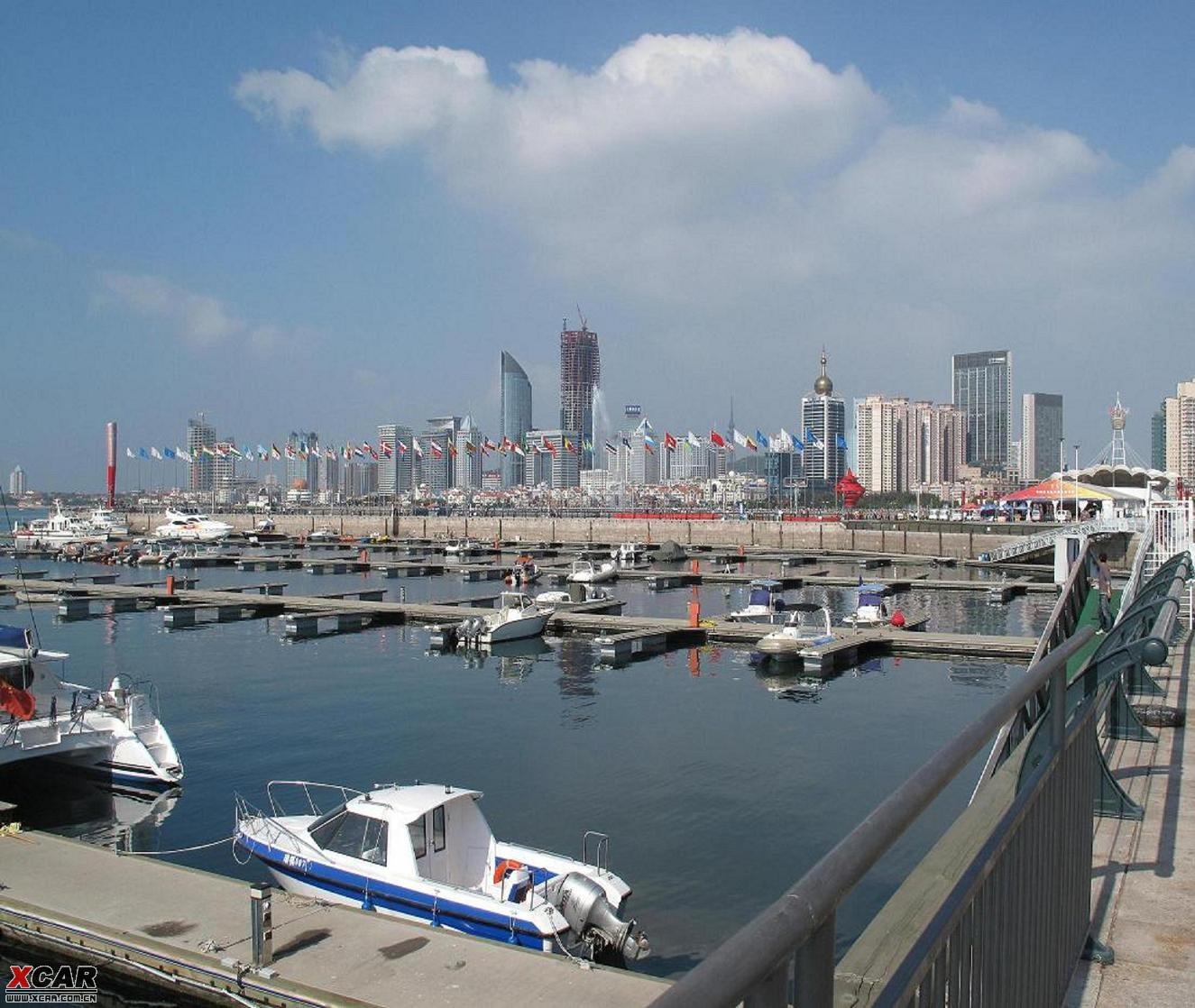 青岛论坛 帖子详情             国庆节的天气太适合出海了 附件