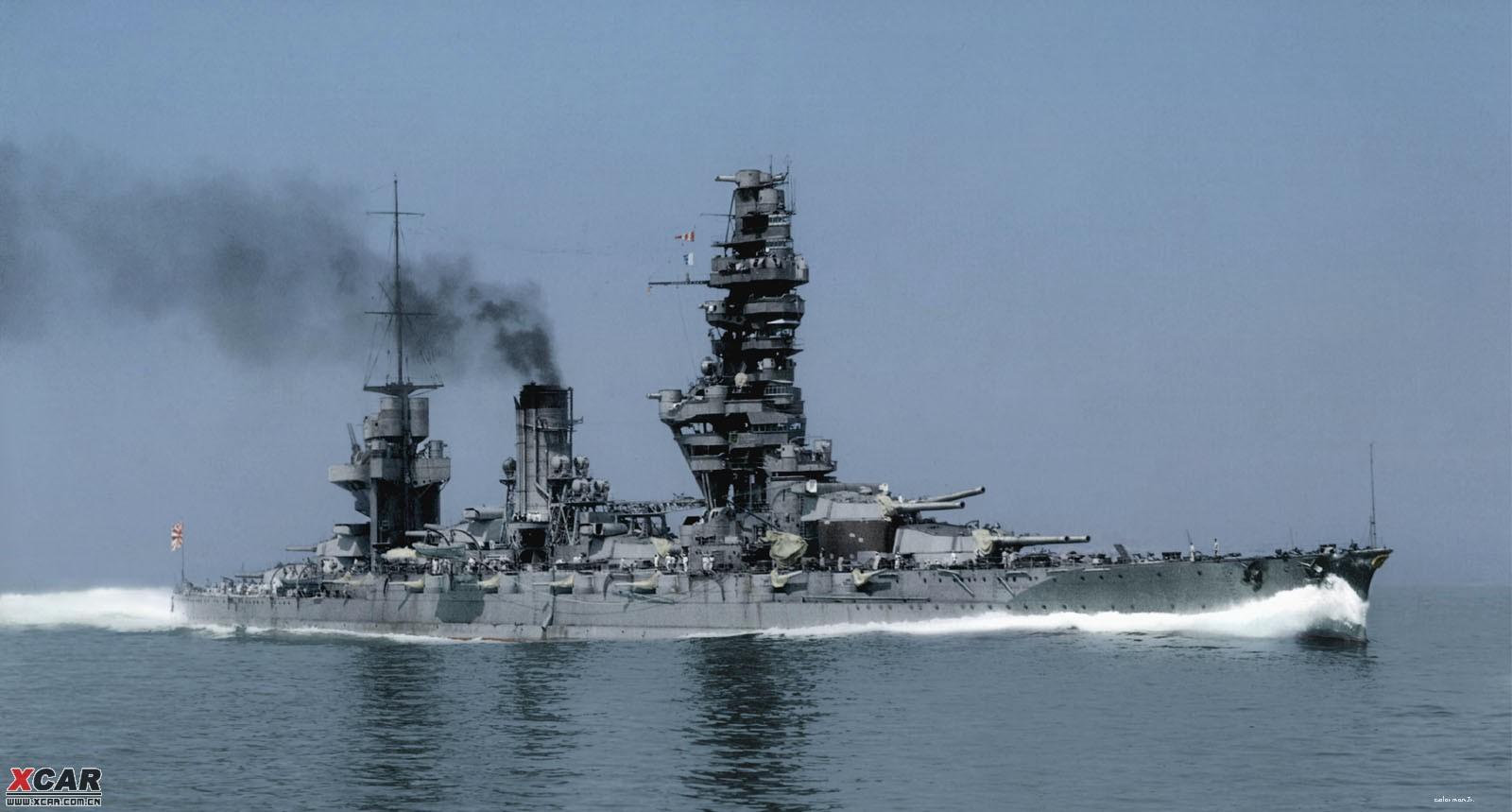 西村舰队南方海域出击