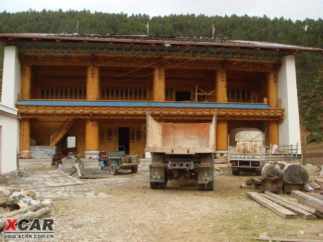 云南藏式房屋设计图