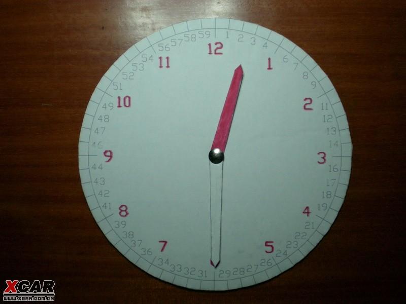 【精华】diy时钟----------------纯手工制造!