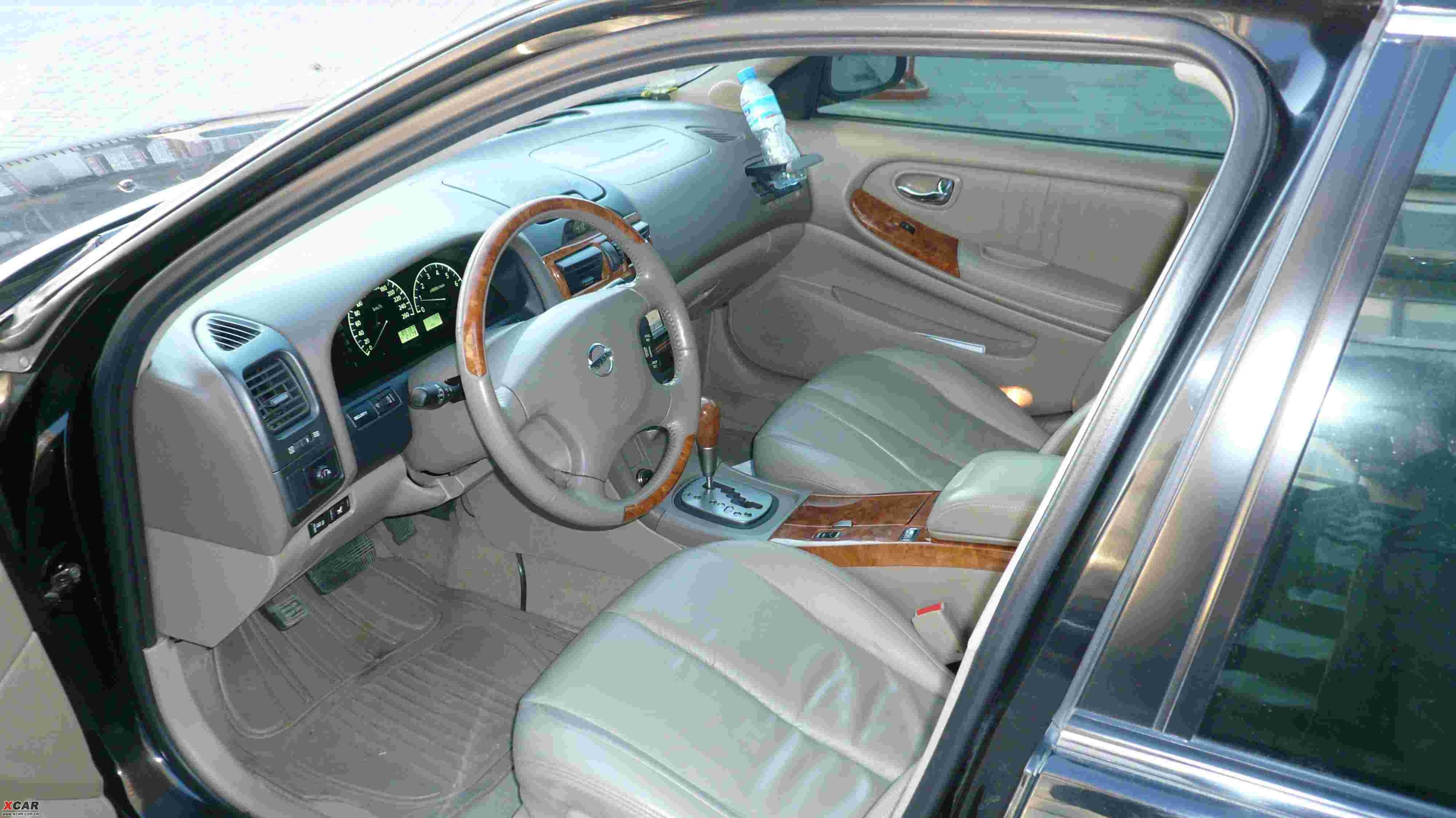 北京出售大贸2005年新款尼桑风度a33 二手车论坛 二手车交高清图片