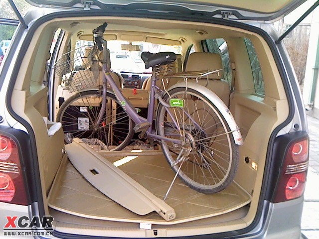 途安放自行车的详细步骤(有图片)