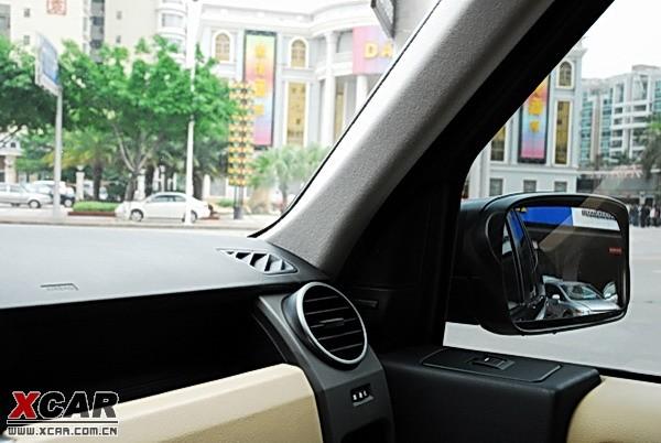 路虎发现3汽车音响简单改装高清图片