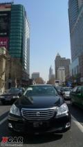新车作业!新皇冠在南京。。。。。