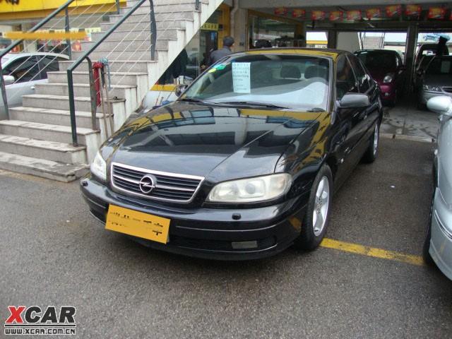 出经典老车 2002年欧宝欧美佳高清图片