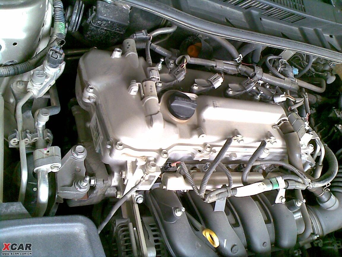 卡罗拉更换发动机气门室密封垫