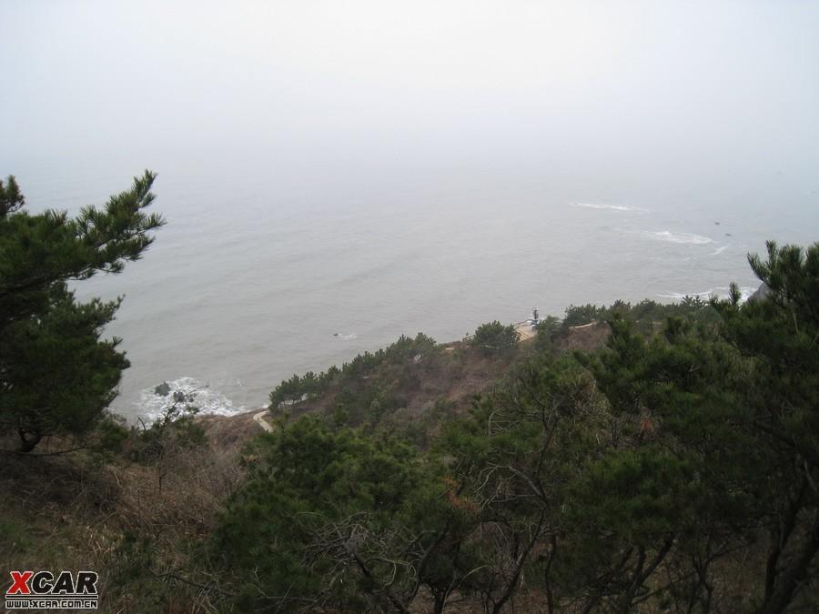 5月3日游览庄河黑岛美景