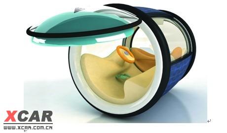 很前卫很未来 首届国际概念汽车设计大赛作品抢先欣赏