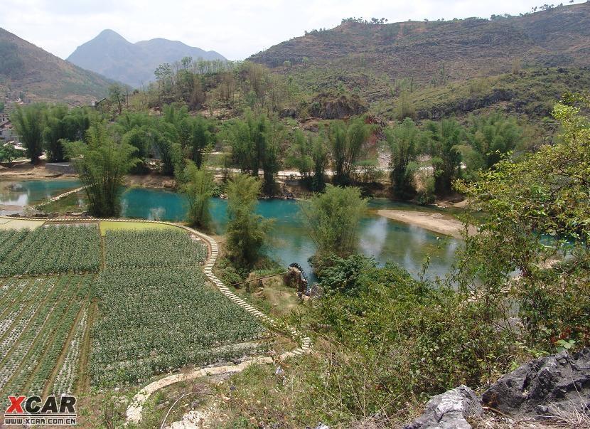 旧地重游贵州罗甸大小井风景名胜区-赏盆景式的美景