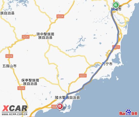 南海岸自驾游记--雷州半岛,海南,桂林