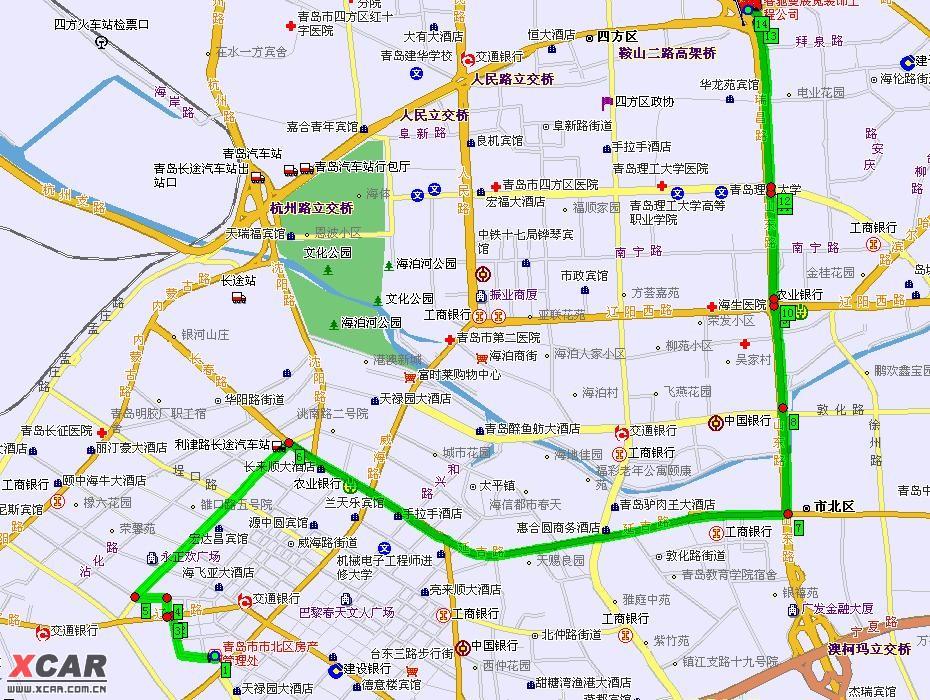 台东国美附近哪有停车场呀?_第2页_青岛论坛_爱卡汽车