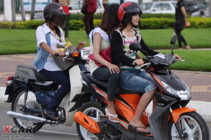 柬埔寨美女