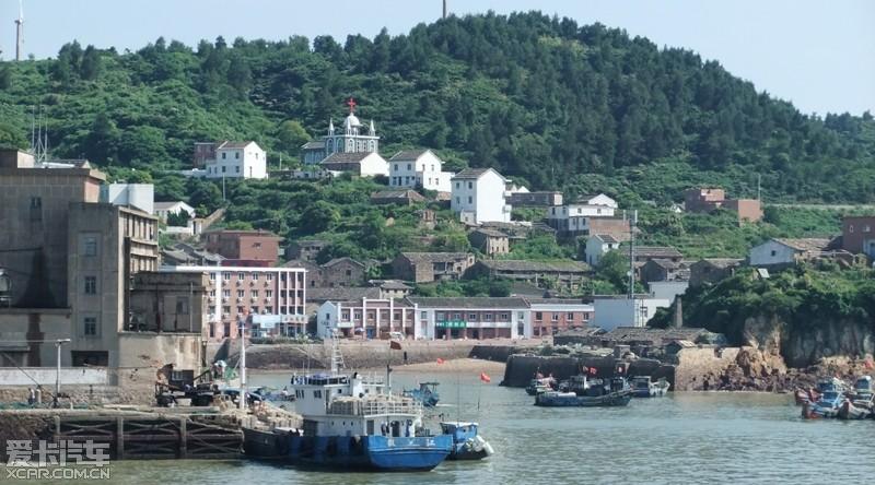 浙江 台州 大陈岛 自助游论坛 大陈岛风光  自80年代后,因海洋资源