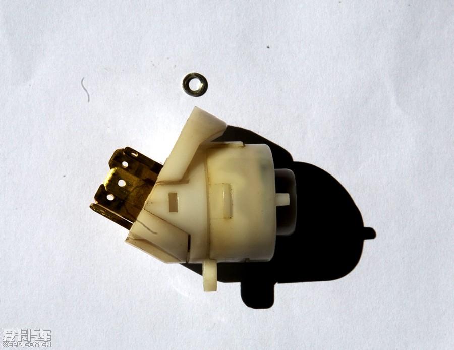 桑塔纳分电器故障 体验莫名其妙的熄火,不能启动,时好时坏