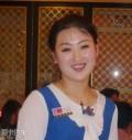 朝鲜女服务员