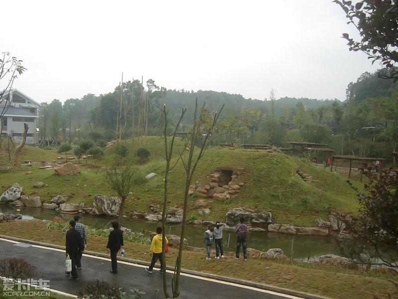 长沙生态动物园游记~~~!
