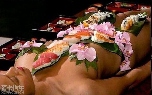 【精华】昂贵的美女人体宴