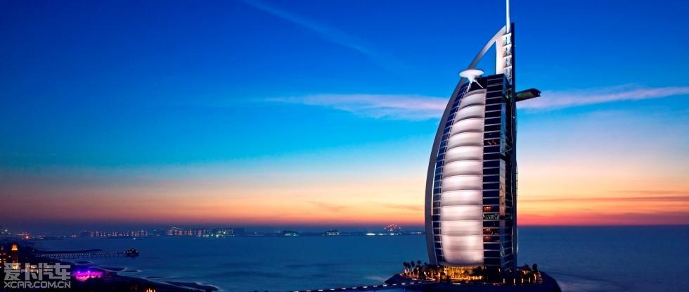 迪拜的风景加简介