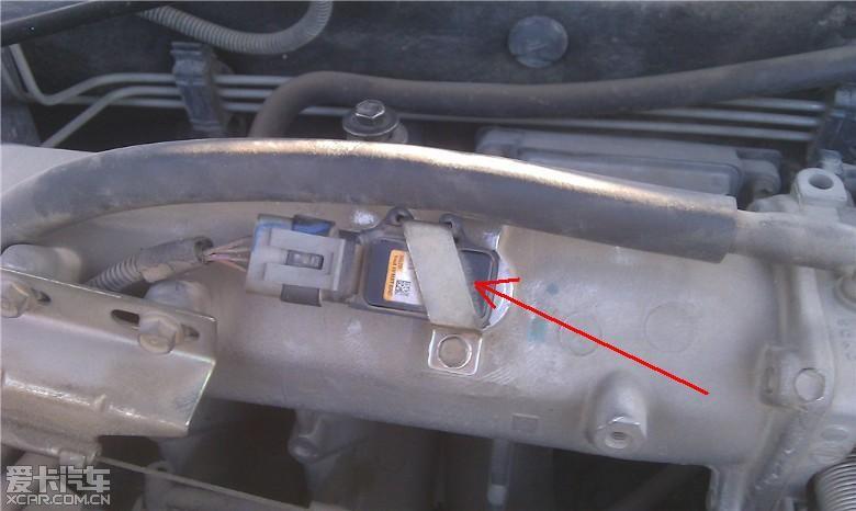 清洗进气压力传感器的惊喜高清图片