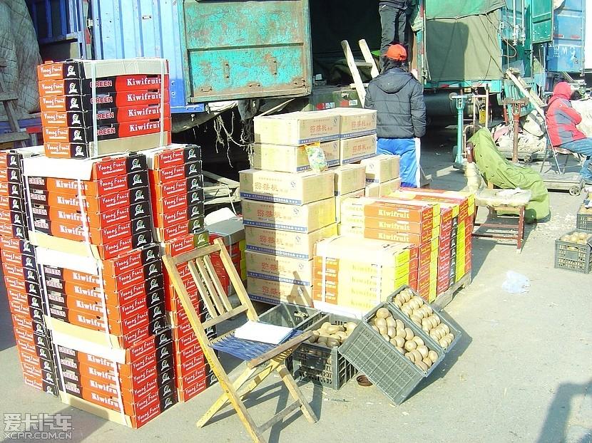 北京新发地水果批发市场