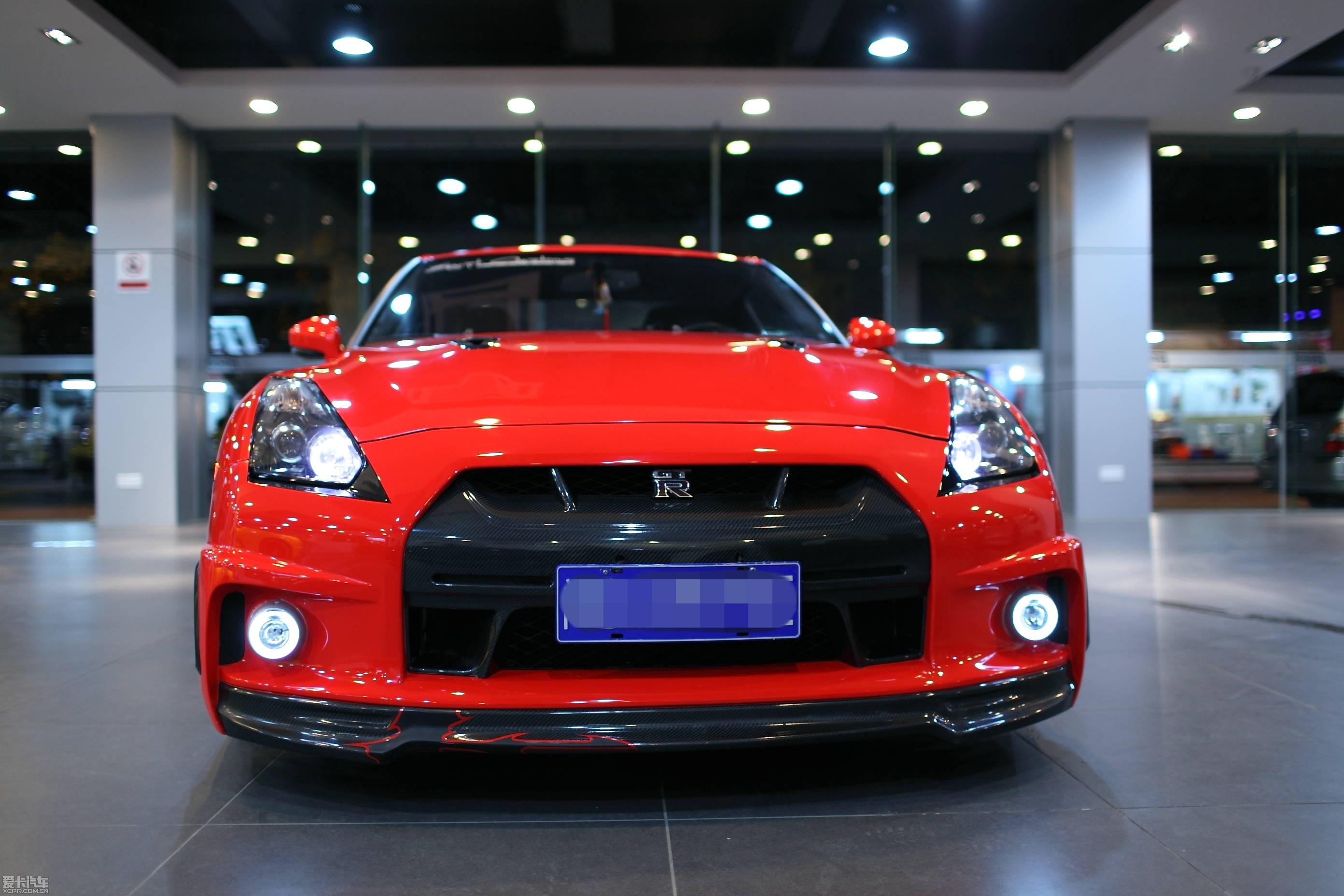 Nissan Gtr Impactante Fotos Hd Taringa