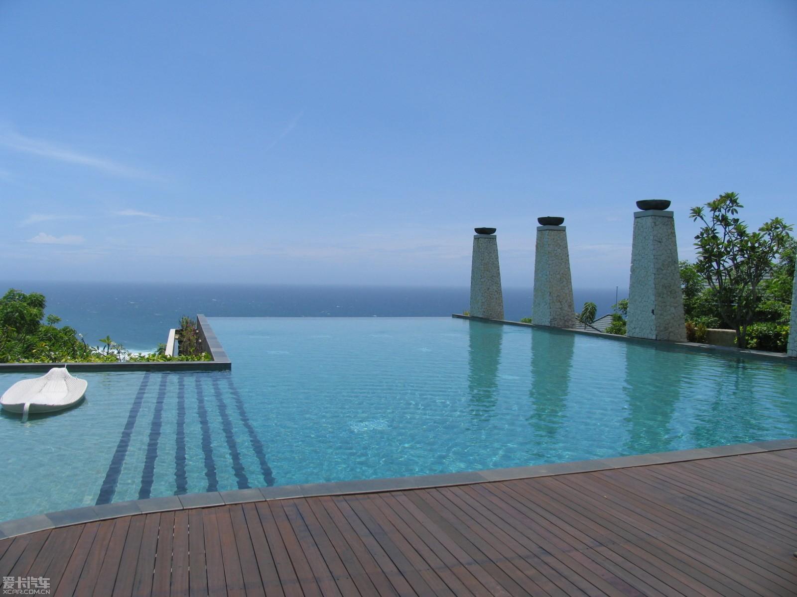 巴厘岛游记一:悦榕庄,悬崖上的私人泳池别墅