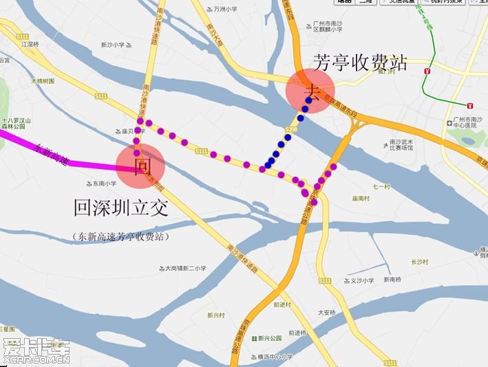 去广州南站坐高铁新走法
