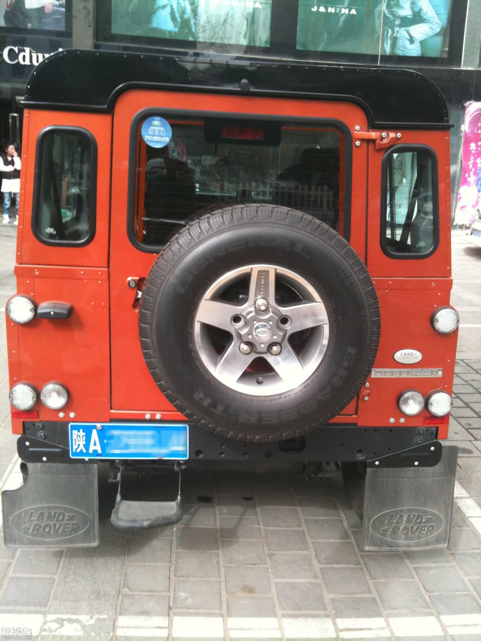 北京jeep了 貌似是路虎的冰火卫士吧 求解答 陕西汽车论坛 高清图片